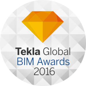 Tekla Global BIM Awards 2016 - Prodraft